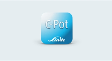 This is the icon for Linde´s C-Pot App